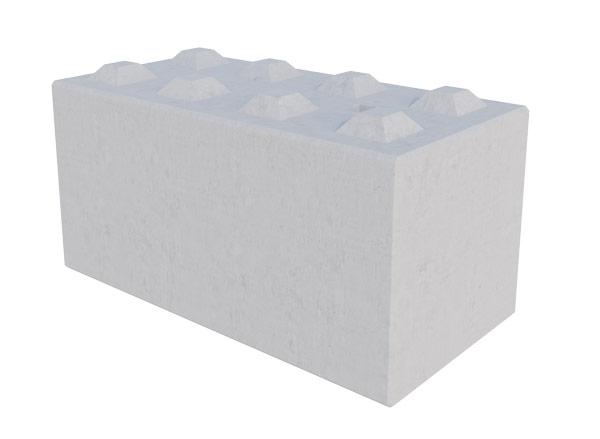mono blok klocki betonowe