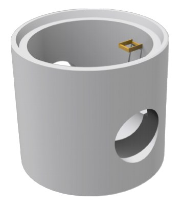 Podstawa studni betonowej DF | DFK