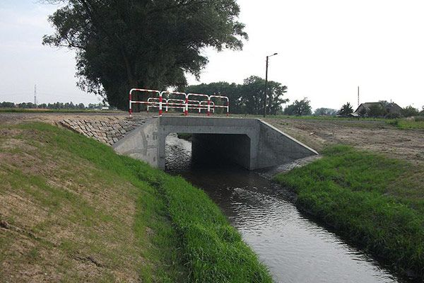 infrastruktura wodna